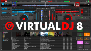 Virtual DJ Studio v8 להורדה