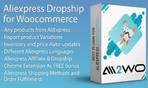 AliExpress Dropshipping תוסף